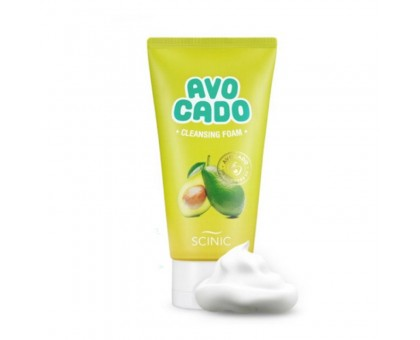 Пенка для лица Avocado Сleansing Foam 150 мл