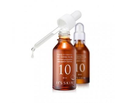 Восстанавливающая сыворотка с экстрактом дрожжей It`s Skin Power 10 Formula YE Effector 30 мл